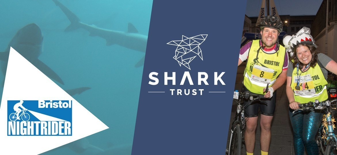 Nightrider Bristol - Cycle for Sharks!