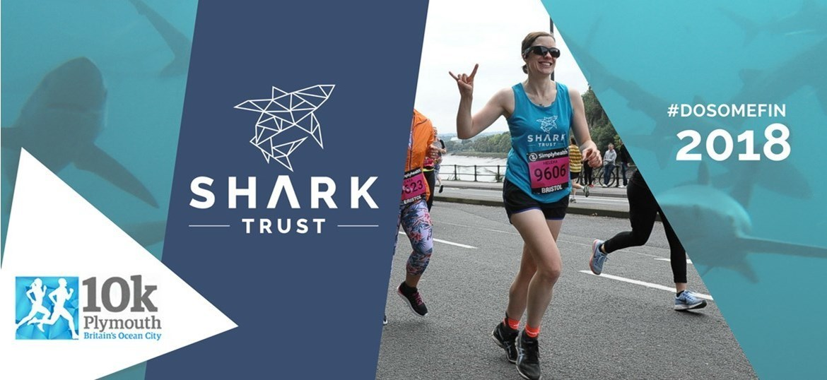 Plymouth 10K...for sharks